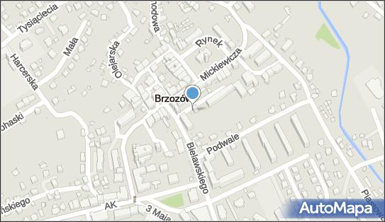 Zakład Fryzjerski Damski, Boczna 2, Brzozów 36-200 - Fryzjer, NIP: 6861030804