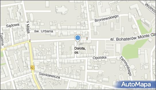 Zakład Fryzjerstwa Damsko Męskiego, św. Cecylii 5, Zabrze 41-800 - Fryzjer, NIP: 6482062763