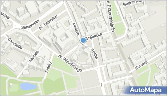 ASA Polska S.A., Plac marsz. Józefa Piłsudskiego 3, Warszawa 00-078 - Fundusz inwestycyjny, godziny otwarcia, numer telefonu