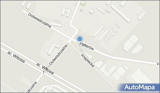 GIS-EXPERT Sp. z o.o., Vetterów 1, Lublin 20-277 - Geodezja, Kartografia, numer telefonu