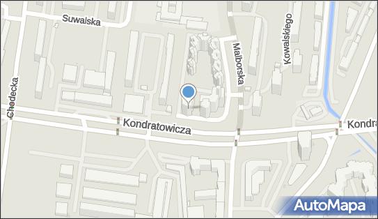 Getin Noble Bank - Oddział, ul. Kondratowicza 45, Warszawa, godziny otwarcia, numer telefonu