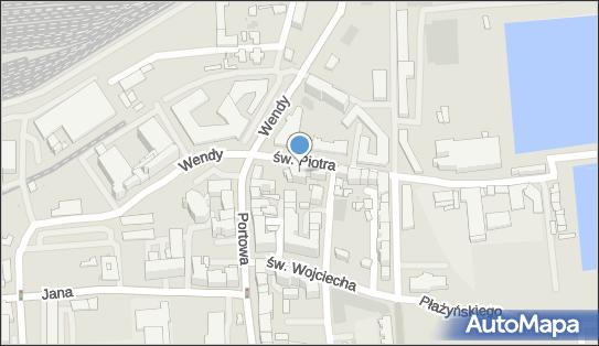 Gameta Gdynia Centrum Zdrowia, Św. Piotra 21, Gdynia 81-347 - Ginekolog, godziny otwarcia, numer telefonu