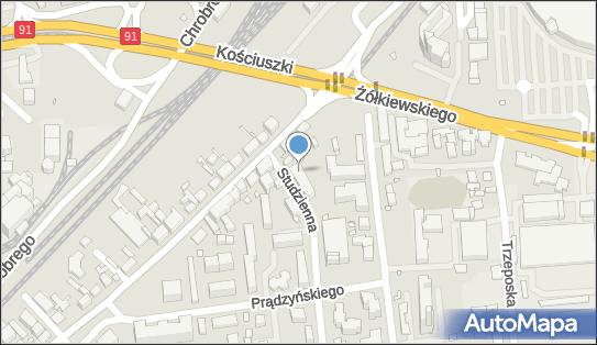 GLS - Punkt odbioru, Studzienna 62, Torun 87-100, godziny otwarcia