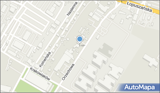 Ares-Elektro, Orzechowa 21, Warszawa - GPS - Sklep, numer telefonu