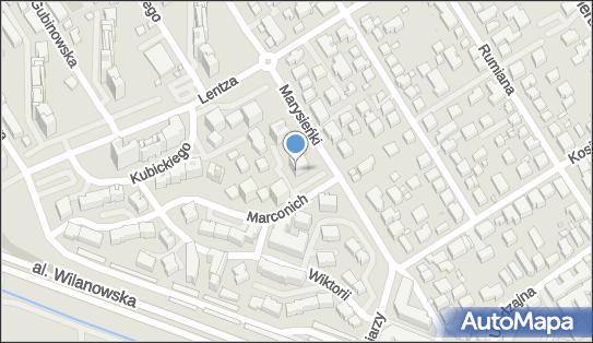 Bajtel, Królowej Marysieńki 9, Warszawa - GPS - Sklep, numer telefonu