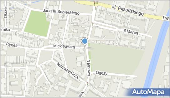 GPS - Sklep, BP TOPCON Mickiewicza 12, Rzeszów - GPS - Sklep, numer telefonu