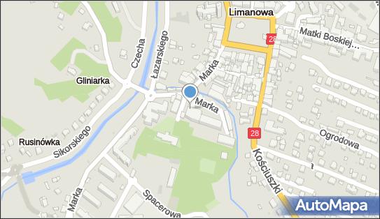 Groszek - Sklep, J.Marka 9, Limanowa 34-600