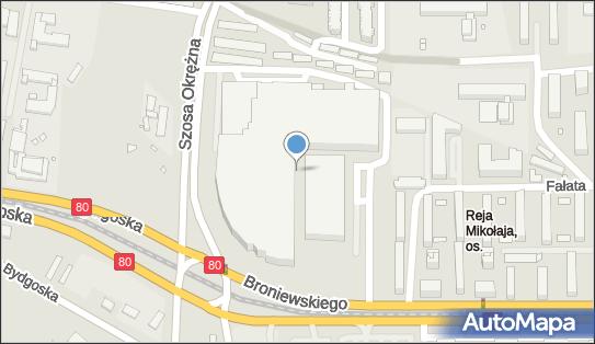 H&ampM, ul. Broniewskiego 90, Torun 87-100, godziny otwarcia, numer telefonu
