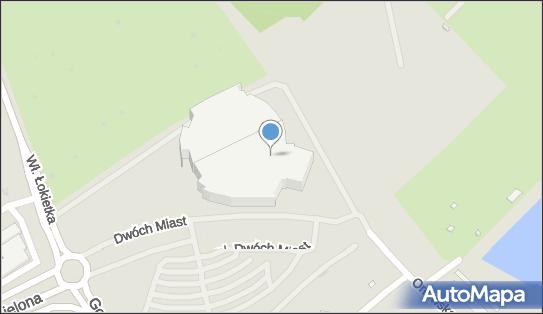 Ergo Arena, Łokietka 61, Sopot - Hala sportowa, numer telefonu