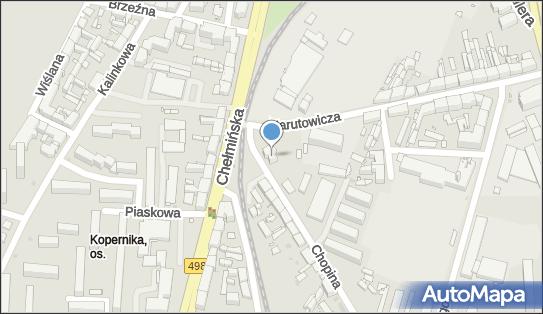 'HOTEL KOWALKOWSKI' , Chopina 1/3, Grudziądz 86-300 - Hotel, numer telefonu