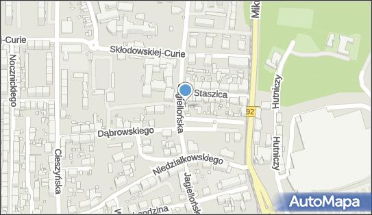 ApartHouse Marta Śliwińska, Staszica Stanisława 17, Zabrze 41-800 - Hotel, NIP: 6441446923