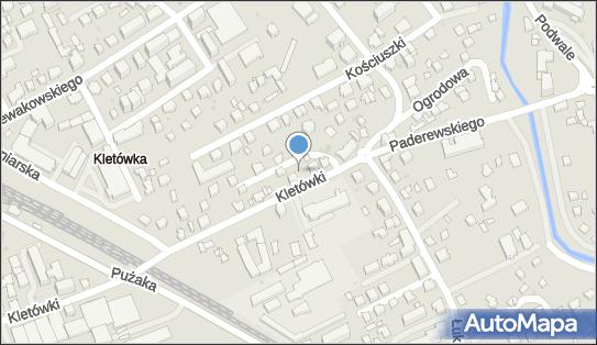 Duet, Kletówki 14, Krosno - Hotel, numer telefonu