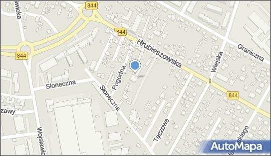 DUET, Hrubieszowska 54, Chełm 22-100 - Hotel, numer telefonu
