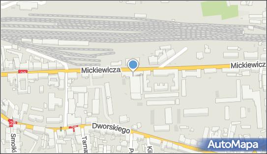 Hala, Adama Mickiewicza 30, Przemyśl 37-700 - Hotel, numer telefonu