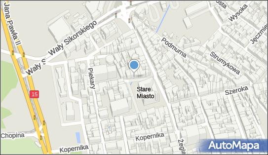 Hotel Trzy Korony, Rynek Staromiejski 21, Toruń - Hotel, numer telefonu