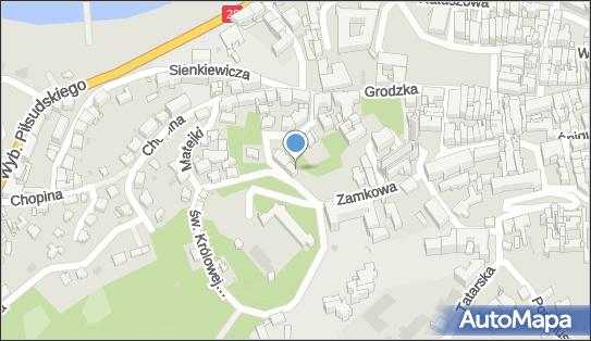 Hotelik Pod Basztą, św. Królowej Jadwigi 4, Przemyśl 37-700 - Hotel, numer telefonu