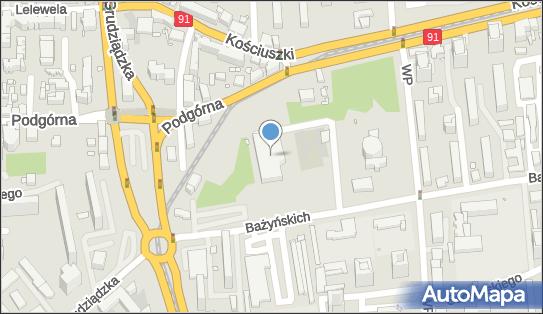 Hotelik Przy Pływalni, Bażyńskich 9/17, Toruń 87-100 - Hotel