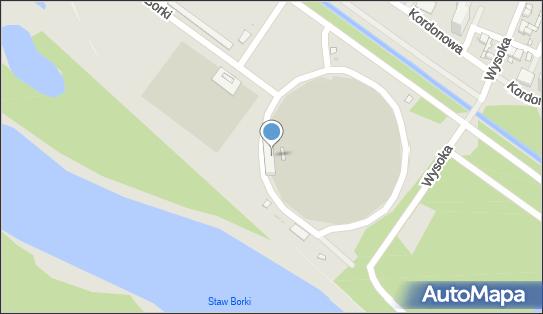 MOSiR, Kresowa 1, Sosnowiec - Hotel, numer telefonu