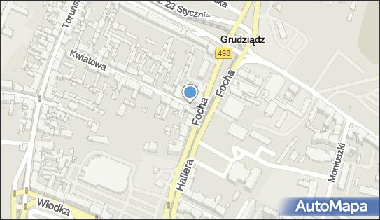 Pomorzanin, Kwiatowa 28, Grudziądz - Hotel, numer telefonu