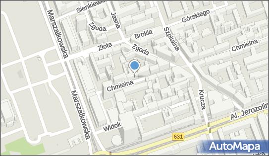 Residence St. Andrew's Palace , Chmielna 30, Warszawa 00-020 - Hotel, godziny otwarcia, numer telefonu