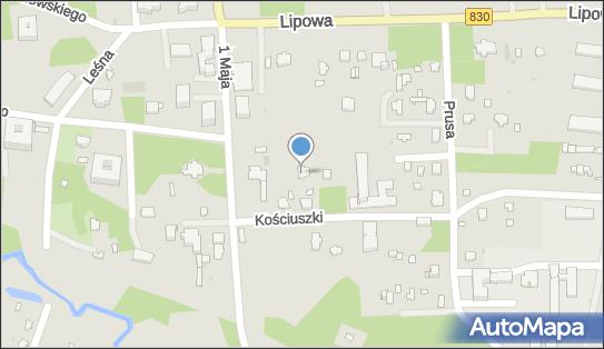 Sanatorium Fortunat, ul. Kościuszki 7, Nałęczów - Hotel, numer telefonu