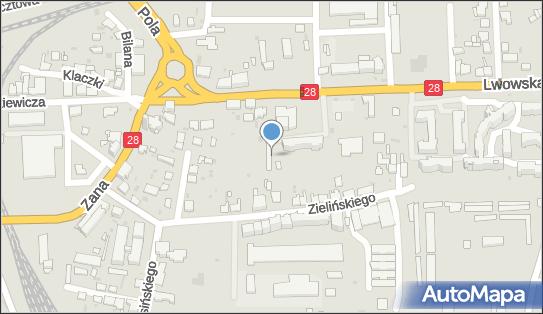 TROJKA, Lwowsja 20, Przemyśl 37-700 - Hotel, numer telefonu