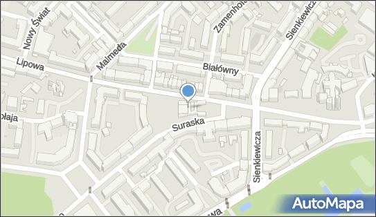 Hotspot bezpłatny, SSID: HotSpot_Bialystok, Plac przy Ratuszu - Hotspot bezpłatny