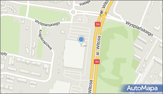 Hotspot bezpłatny, Aleja Wincentego Witosa 21 /KFC/, Rzeszów - Hotspot bezpłatny