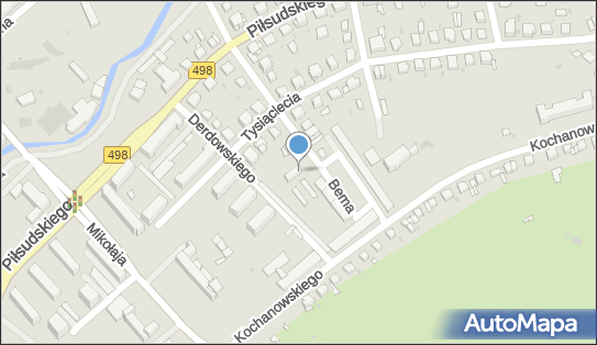 Huzar - Stacja paliw, ul. Gen. J. Bema 39, Grudziądz