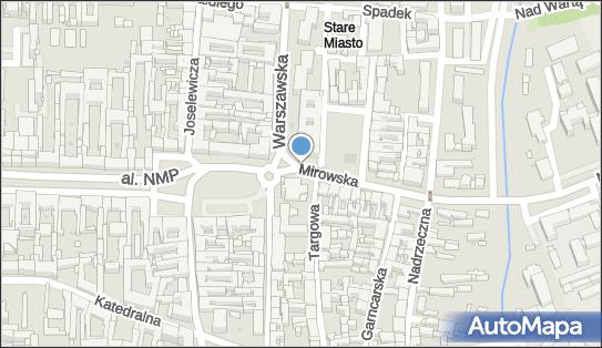 Hydrant, Mirowska, Częstochowa 42-202 - Hydrant