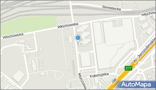 Nadziemny, Mszczonowska 7, Warszawa 02-337 - Hydrant