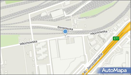 Nadziemny, Włochowska 7, Warszawa 02-336 - Hydrant