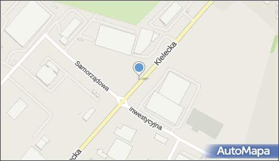 Nadziemny, KieleckaE777, Radom 26-601, 26-610 - Hydrant