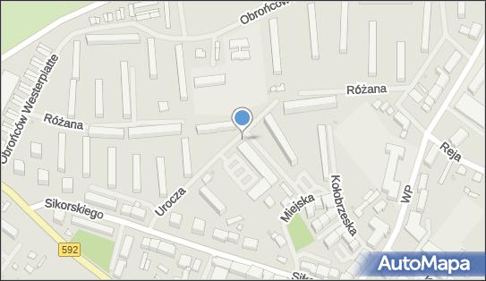 Nadziemny, Urocza 4, Kętrzyn - Hydrant