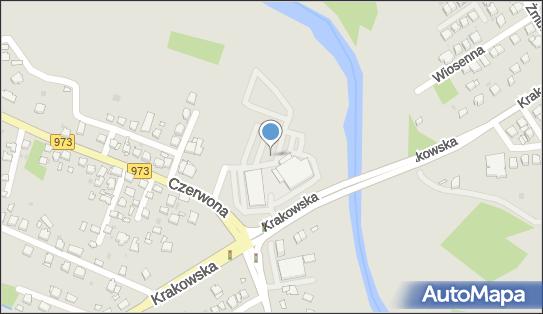 Nadziemny, Krakowska 197, Tarnów 33-100 - Hydrant