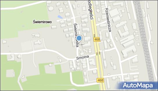 Nadziemny, Świemirowska 17, Sopot 81-877 - Hydrant