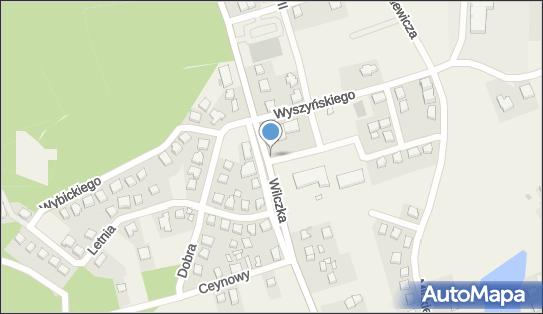 Podziemny, Wilczka 33A, Luzino 84-242 - Hydrant