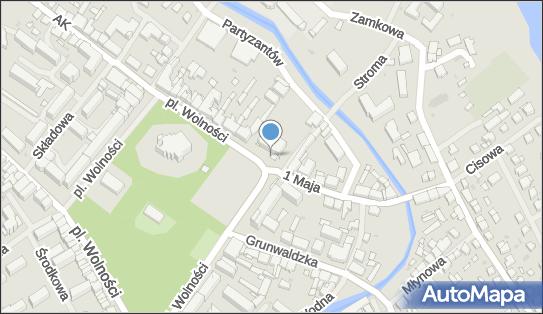 Centrum Informacji Turystycznej w Olecku, Pl. Wolności 22, Olecko 19-400 - Informacja turystyczna, numer telefonu