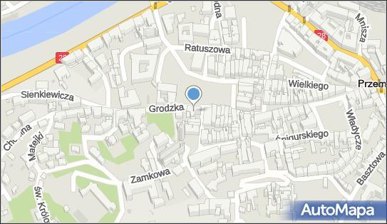 Centrum Informacji Turystycznej w Przemyślu, ul. Grodzka 1 37-700 - Informacja turystyczna, numer telefonu