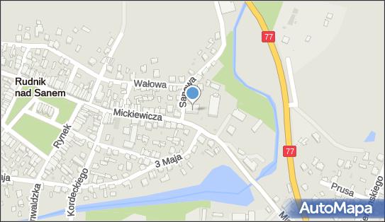 Informacja Turystyczna w Centrum Wikliniarstwa Rudnik nad Sanem 37-420 - Informacja turystyczna, numer telefonu