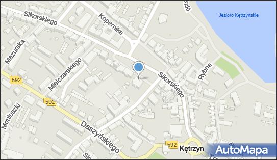 Informacja Turystyczna w Kętrzynie, Pl. Piłsudskiego 10 m.1 11-400 - Informacja turystyczna, numer telefonu
