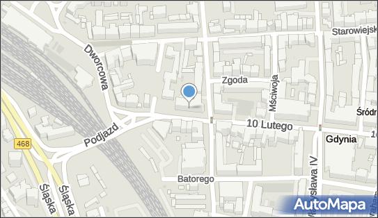 Miejska Informacja Turystyczna w Gdyni, ul. 10 Lutego 24, Gdynia 81-364 - Informacja turystyczna, numer telefonu