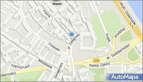 Warszawskie Centrum Informacji Turystycznej Plac Zamkowy, Warszawa 00-267 - Informacja turystyczna, numer telefonu
