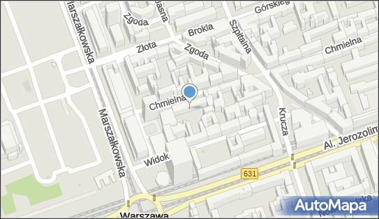 Usługi Internetowo Informatyczne, Chmielna 27/31, Warszawa 00-021 - Informatyka, NIP: 5251303746