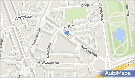 Usługi Komputerowe, Koszykowa 3, Warszawa 00-564 - Informatyka, NIP: 5261614206