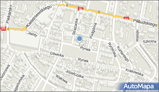 Biuro Promocji Bytomia, Rynek 7, Bytom - Inne, godziny otwarcia, numer telefonu