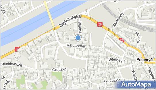 Biuro Turystyczne Nittos, ul. Ratuszowa 2, Przemyśl - Inne, godziny otwarcia, numer telefonu