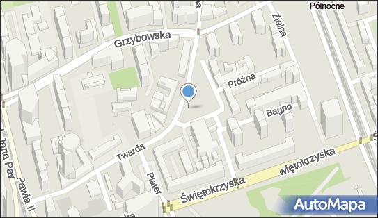 Dotleniacz, Plac Grzybowski, Warszawa 00-104, 00-109, 00-115 - Inne