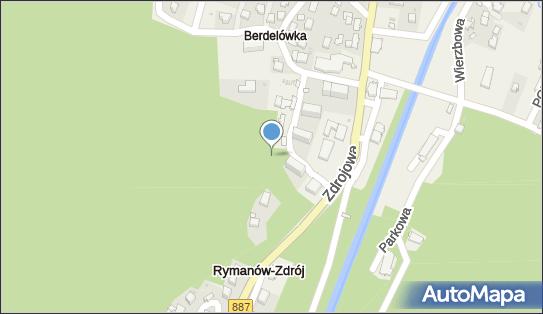 Rymanów-Zdrój, Zdrojowa, Rymanów-Zdrój 38-481 - Inne