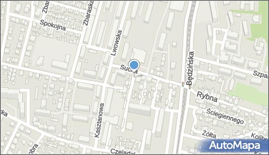 Shintai SPA, ul. Sucha 18, Sosnowiec - Inne, godziny otwarcia, numer telefonu